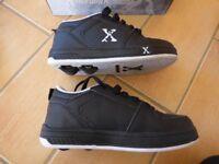 SidewalkSports Roller Skate Shoes - Size 4 Black