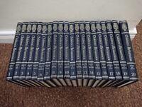 Children's Britannica Encyclopaedia 1-20