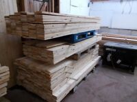 5x1 Planed Timber 2.4m lengths