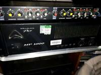 Wharfedale Pro Mp 1800 watt pa/power amplifier