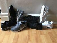 x4 Nike Air Max men's size 8