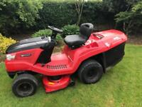 USED SOLO T16 105.5 HD-V2 TRACTOR RIDE ON LAWNMOWER