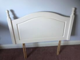 Single Painted Pine Headboard