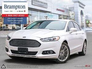 2016 Ford Fusion SE | LEATHER | NAV | SUNROOF | BACKUP CAM |