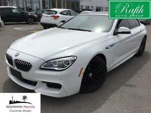 2016 BMW 6 Series Xdrive Gran Coupe-Turbo 3.0L