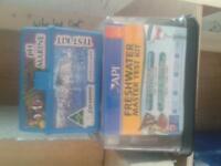 Ph marine test kit and fresh water master test kit