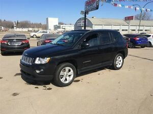2011 Jeep Compass North Edition w/ sunroof