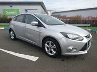 Ford Focus 1.6 TDCI 2012 (62 plate), Only £20 a year road tax...