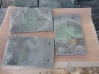 Recycled Marley Green Mineral Concrete Roof Tiles plain tiles and fittings