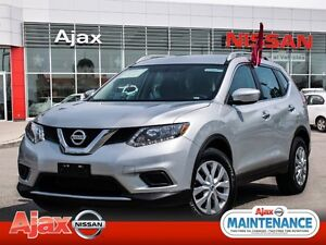2015 Nissan Rogue S*Accident Free*One Owner