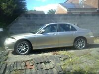 FOR SALE OR SWAP MY 2003 ROVER 75 CONNOISSEUR FOR GIBSON LP OR FENDER OR 60'S GUITAR OF SAME VALUE