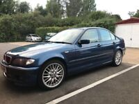 BMW E46 330d Sport - PRIVATE SELLER - 4 Door Saloon, Automatic, Low Mileage, £2250 ovno