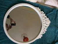 Gorgeous statement mirror!