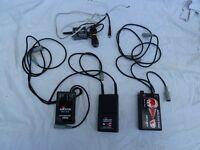 AutoCom Pro System rider/pillion talk system