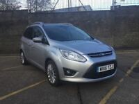 Ford grand c max titanium only £7995