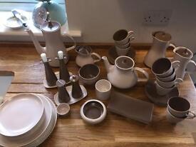 Poole pottery tableware