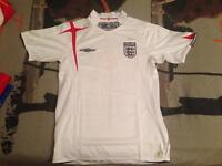 ENGLAND soccer jersey (world cup 2006) Size S