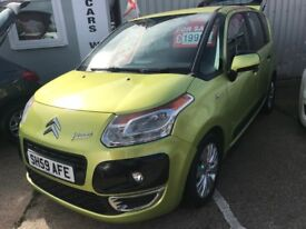 \\\\ 59 REG CITROEN C3 PICASSO VTR PLUS HDI ,, NOW ONLY 1999 ,,\\\\