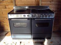 Rosieres Dual fuel Range cooker