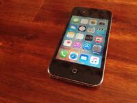 IPHONE 4S 8GB VODAFONE TALKTALK LEBARA good condition
