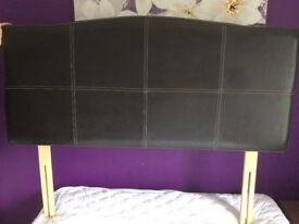 Headboard king size immaculate condition