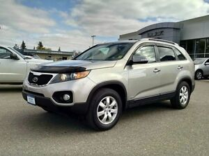 2013 Kia Sorento V6 LX AWD *Heated Cloth*