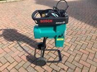 Bosch AXT 2200 Quiet Shredder