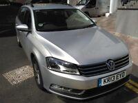 Quick Sale 2013 Volkswagen Passat 1.6TDI BluMotion Estate