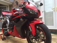 cbr600rr only 5693 miles