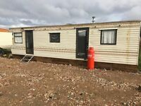 2 bed room static caravan for rent 650 per month