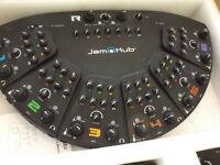 Jamhub Greenroom Silent Rehearsal System with extras