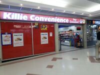 Convenience Store For Sale: Very high weekly turnover / Located in Burns Shopping Mall