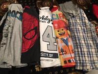 Boys clothes bundle age 8