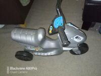 Tesco Speedy Scooter Fairy Ride