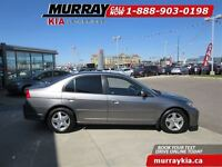 2004 Honda Civic SI MOON ROOF ONE OWNER COMMAND START