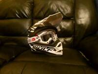 Wolf motor x helmet
