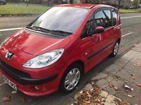PEUGEOT 1007 DOLCE 1.4 HDI (£30 TAX)