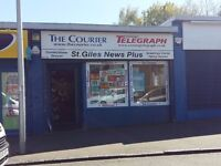 Newsagents & Grocers for sale