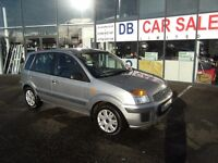 2007 57 FORD FUSION 1.4 STYLE CLIMATE 5D 80 BHP***GAURANTEED FINANCE***PART EX WELCOME