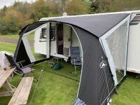 Swift pole sun-canopy 390
