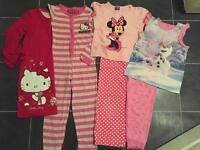 Age 6/7 nightwear