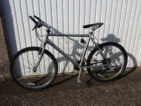 Marin Nail Trail All Highly Polished Aluminium Mountain Bike