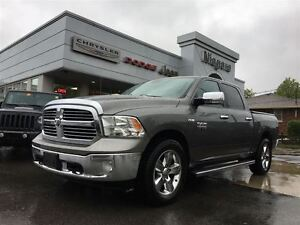 2013 Ram 1500 BIG HORN,BACKUPCAM,8.4,CREWCAB,