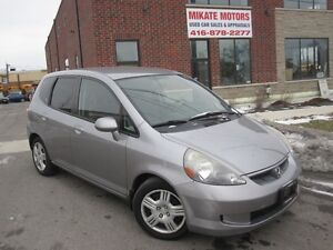 Fun Little 2008 Honda Fit, Sold Fully Certified & E-Tested