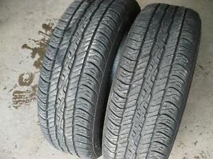 Two 195-65-15 tires $50.00