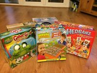 Selection of children's games