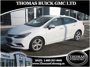 2017 Chevrolet Cruze Premier Auto - LEATHER! HEATED SEATS!