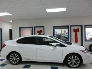 2012 Honda Civic SI 200 HP GPS NAVIGATION BEAU LOOK 88400 KM !