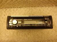 Sony blue tooth single din stereo. £70