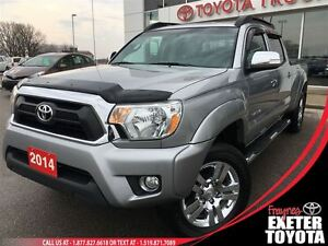 2014 Toyota Tacoma LIMITED PLUS NAVIGATION